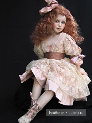 авторская кукла Krey Beby Николь