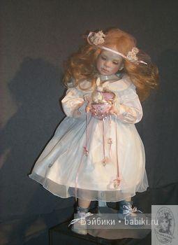 авторская кукла Krey Beby Ромона