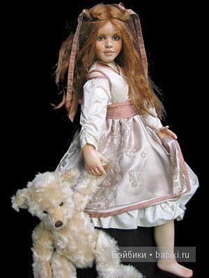 авторская кукла Krey Beby Диана