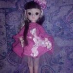 Шарнирная куколка (не БЖД)