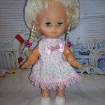 Небольшая миленькая куколка