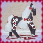 Сказочная лошадка Зимушка