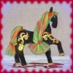 Сказочная лошадка Листопад