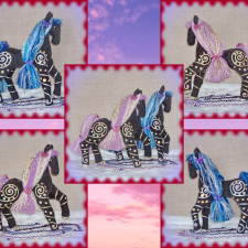 Сказочные ладушки-лошадушки