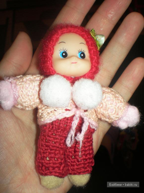 мягкая куколка