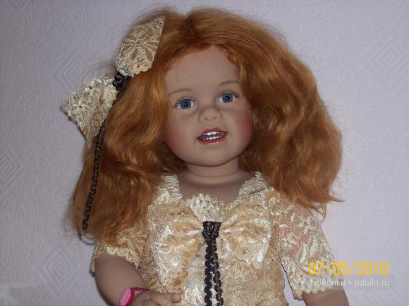 известные куклы Готц(Gotz)