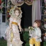 комплект кукол любовь (289.4)