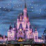 фон для фотосессии 120х80 см, замок