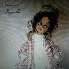 Топик любование или куклы Натальи Мироновой