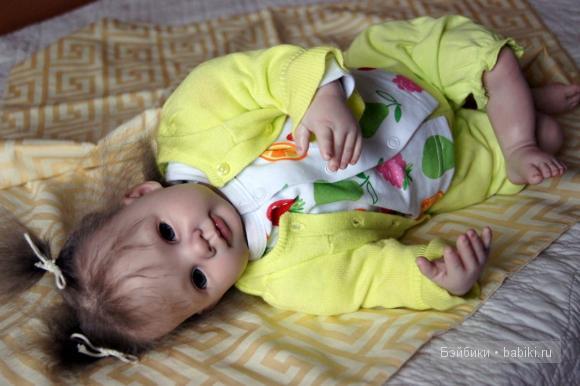 Кукла реборн Валентины Дерезюк