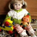 Малышка Chloe от Julie Fischer