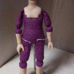 Мягкое безкаркасное тело для куклы Паола Рейна. 2000руб.Доставка