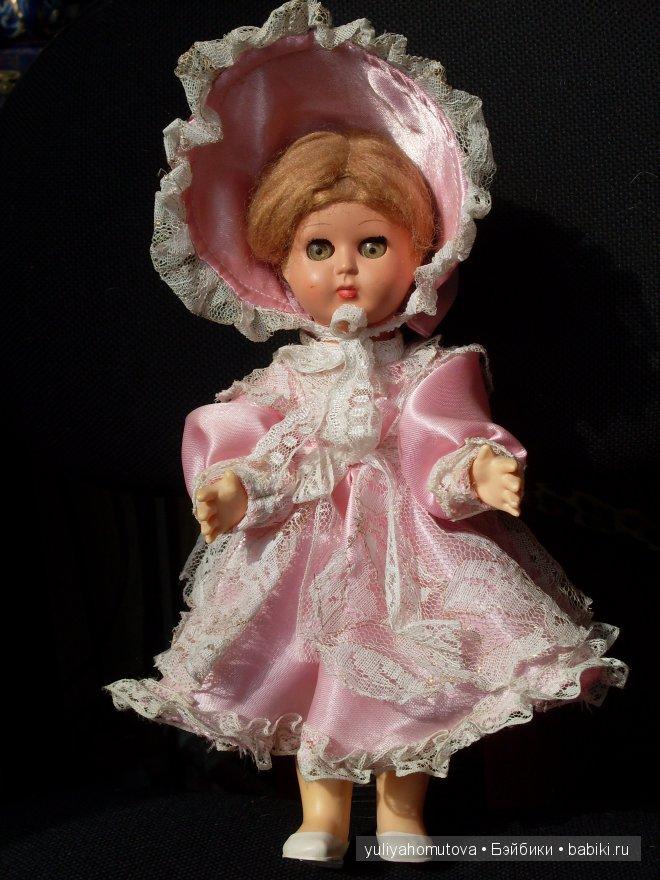 Неизвестная кукла