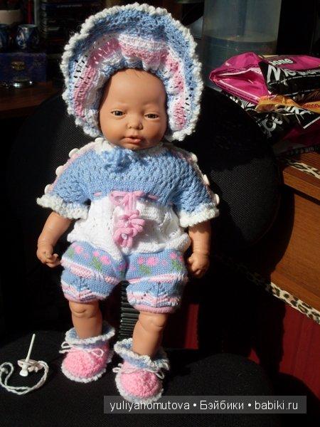Наряды для кукол-деток