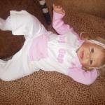 Наша доченька - Анюта