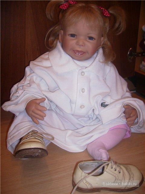коллекционная кукла I.Tenbusch