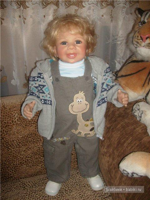 коллекционная кукла Moniki Levenig