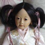 Знакомьтесь - очаровательная  маленькая китаяночка Yeni.  Dwi Saptono для Готц