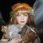 Коллекционная кукла Grecian Rose от Joan Blackwood