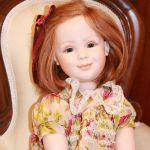 Фарфоровые куклы Марии Росси (Maria Rossi) - Marigio dolls, Италия