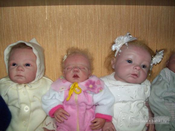 Малышки