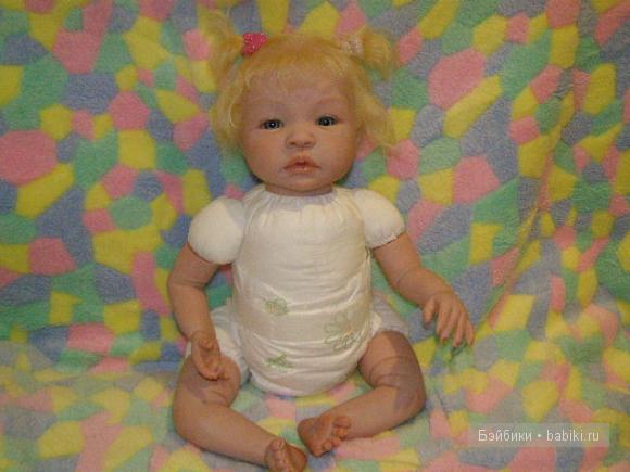 Кукла реборн шаян