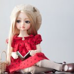 Малышка  Софи от компании BeYours Doll )