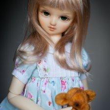 Платья на BJD кукол формата MSD 42-45 см