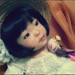 Сумико из Японии, страны восходящего солнца. Авторская кукла Джейн Бредбери, Jane Bradbury