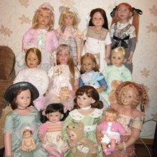 Как я стала коллекционером кукол