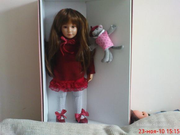 Игровые куклы - Kidz Kats Dolls Lena