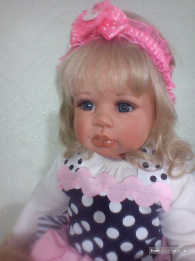 кукла от М. Левениг
