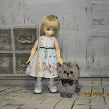 Ах, Алиса... Еще одно платье моей Натки. Литлфи Фейриленд
