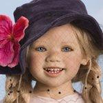 Аутфит Лиллеморе (Lillemore) 2007 (большой клубной куклы) от Annette Himstedt