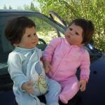 Малыши от S. Faber. Коллекционные куклы Мастерпис