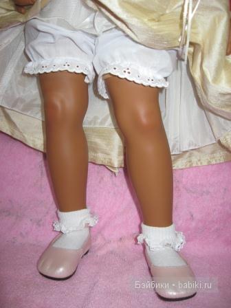 Коллекционная кукла от Хильдегард Гюнцель