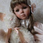 Кукла Anika от Lucy Daale