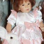 Шикарный комплект для куклы Elisabeth Lindner