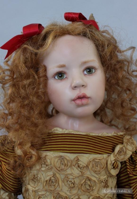 Очаровательные новинки. Куклы от Hildegard Guenzel