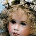 Уникальные фарфоровые красавицы - куклы Джона и Анжелы Баркер