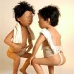 Коллекция кукол Эми и Бет Ван Боксель, Bets & Amy Van Boxel, 2012