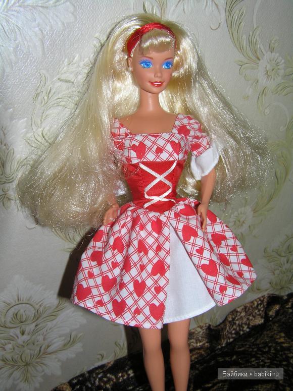 Барби Мануэла