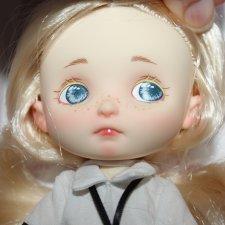 """Новинка! Куколка Pipitom """"Школьница"""", 20 см, формата холала"""