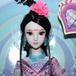 """Китайская принцесса. Шарнирная кукла Night Lolita(мини """"Звезда подиума"""", 29 см (формат барби)."""