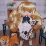 Куколка Pipitom doll 20 см. Очаровашка)