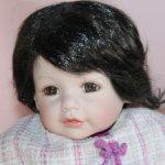 Кукла Адора Adora doll малышка-брюнеточка 50 см. Цена вниз! !