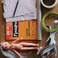 Мастер-класс по изменению тела куклы с твердого на мягкое каркасное