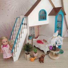 Румбокс домик для кукол