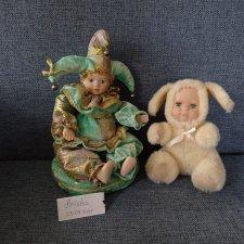 Парочка музыкальный Петрушка и Зайка