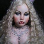 Куклы Сильвии Везер (Гостинный двор-2014)